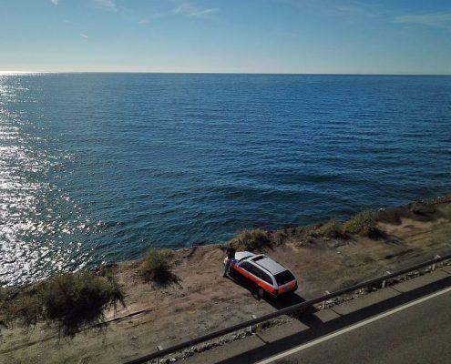 Spanien - Die Südküste aus der Luft